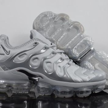 2018 nike air max plus tn vm grey vapormax vapor max men women fashion running sneakers sport shoes