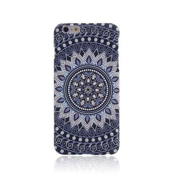 Flos Daturae Ethnic Cool Case for iPhone