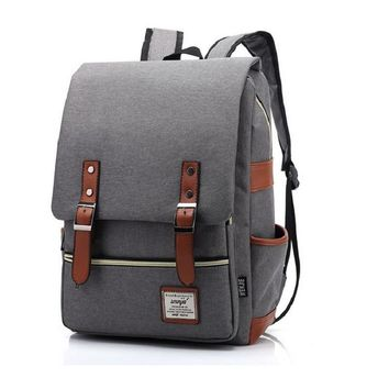 Classic Style Backpack High Quality Unisex XA91YL (in 7 different colors)