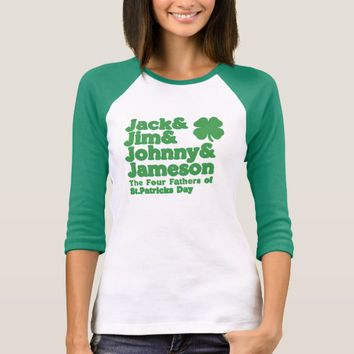 The Four Fathers St. Patrick's Day Tee