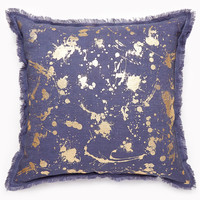 Gilded Drip Pillow