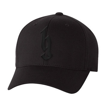 Brantley Gilbert Official Store | BG Black Logo Flex Hat