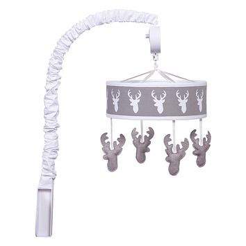 Baby Music  - Stag Head Musical Mobile