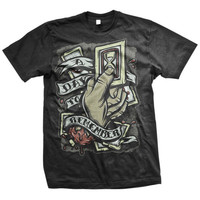 A Day To Remember: Out Of Time (Cards) T-Shirt