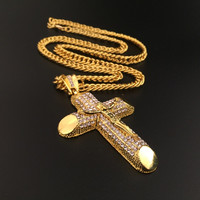 Gift Stylish Shiny Jewelry New Arrival Hot Sale Fashion Accessory Club Necklace [6542718915]