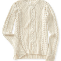 Aeropostale  Cable-Knit Sweater