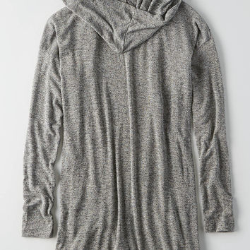 Don't Ask Why Open Cardigan , Black