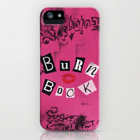 The Burn Book - Mean Girls movie - HOT item - iPhone Case by AllieR | Society6