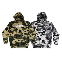 """Dipset Online Store """"DIPSET USA EMBROIDERED LOGO HOODIE"""" Pullover Hoodie"""