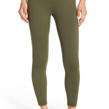 Zella 'Live In' Midi Slim Fit Leggings | Nordstrom