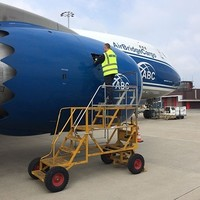 Volga-Dnepr Technics Moscow's line maintenance station in Belgium goes operation | Aviation