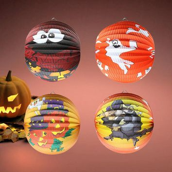 Halloween Pumpkin Paper Lantern, Hanging Light Party New Arrival Dropshipping