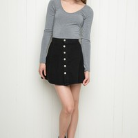 DANICA DENIM SKIRT