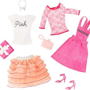 Barbie Fashion Complete Look 2-Pack, Birthday Set