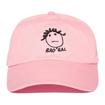 Bad Gal Hat - Pink