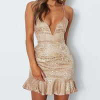 Sequin Clubwear Dress