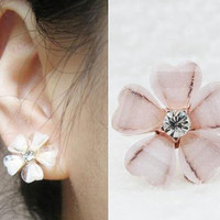 NT0126 Fashion Daisy Earrings