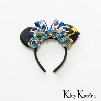 Disney Graduation Disney Ears Headband, Mickey Mouse Ears, Disney Graduation Ears, Minnie Mouse Ears, Disney Bound, Disneyland, Disney World