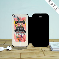 Say Hello To Summer iPhone 4 |4S Flip Case