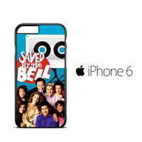 Saved By The Bell Cassette Y2728 iPhone 6 Case