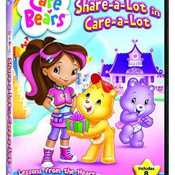 CARE BEARS: SHARE-A-LOT IN CARE-