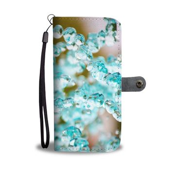 Dancing Fountain Phone Wallet Case