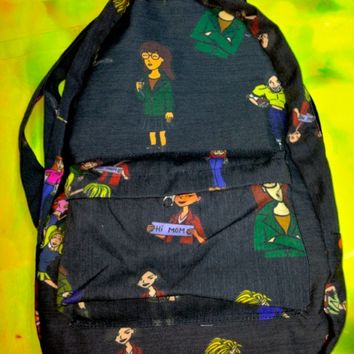 SWEET LORD O'MIGHTY! DARIA BACKPACK