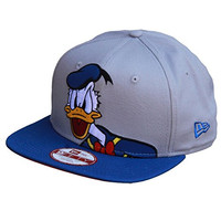 New Era 9Fifty Snapback Cap - ANGRY DISNEY Donald Duck - S/M