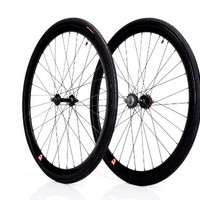 Retrospec Bicycles Super Deep-V Wheels with CST Tires (700C x 23)