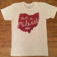 "OHIO ""Best In The Midwest Tee"""