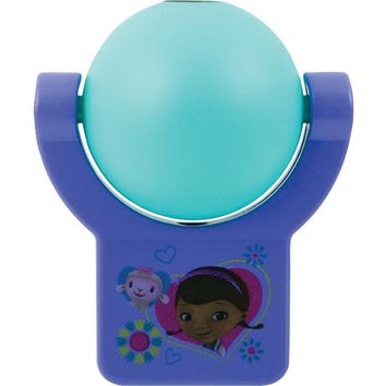 Disney Led Projectables Night-light (doc Mcstuffins)