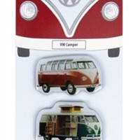 VW Camper Bus Magnets