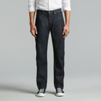 Levi's Made & Crafted Selvedge Denim Blue Straight Fit