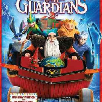 Rise Of The Guardians W/Toy Elf (Dvd)
