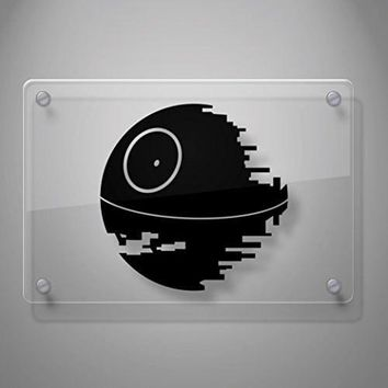 Death Star Inspired By Star Wars Decal Sticker for Car Window
