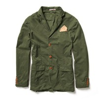 Standard Issue Civilian Blazer from Apolis
