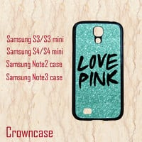 Samsung S3 mini,Samsung S4 mini,Samsung Galaxy S4,Samsung Galaxy S3,Samsung Galaxy Note 2,Samsung Galaxy Note 3--love pink,in plastic.