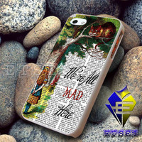 Alice in Wonderland  (3) - Case For iPhone 6, iPhone 6+, samsung note 4, note 3, iPhone 5C Case, iPhone 5/5S Case, iPhone 4/4S Case, Samsung S5, S4, S3, iPod 5, iPad mini/air/2/3/4 United States Case  (AQ)