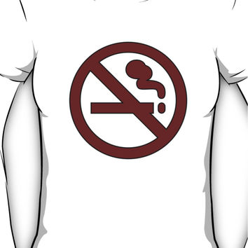 "Marceline's ""Don't Smoke"" Shirt Women's T-Shirt"