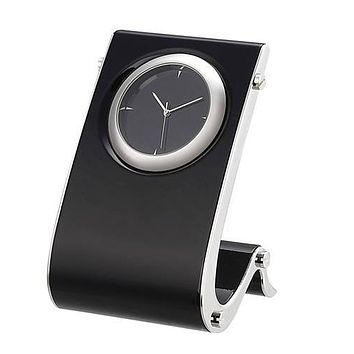 Personalized Free Engraving Travel Alarm Clock