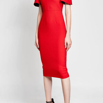 Pencil Dress - Roland Mouret | WOMEN | US STYLEBOP.COM
