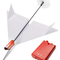 PowerUp 2.0: Electric Paper Airplane Conversion Kit