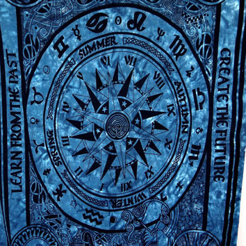 Season tapestry astrology zodiac horoscope tapestries wall art,psychedelic tapestry,dorm decor,table throw,beach throw,room divider