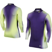 Nike Men's Pro Combat Hyperwarm Dri-FIT Max Eclipse Long Sleeve Shirt