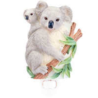 Koala Bear & Cub In Tree Nightlight