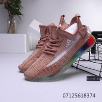 adidas Yeezy Boost 350 V2 Rainbow Sole Running Shoes - Best Deal Online