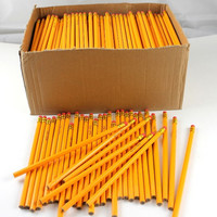 #2 pencils in bulk school supplies - 1,728 count Case of 1728