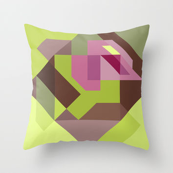 Composition6 Throw Pillow by eDrawings38 | Society6