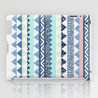 MOEMA COTTON CANDY iPad Case by Vasare Nar