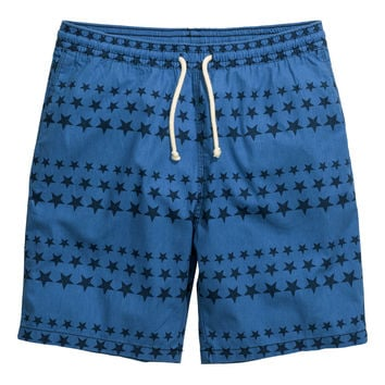 H&M - Cotton-blend Shorts -